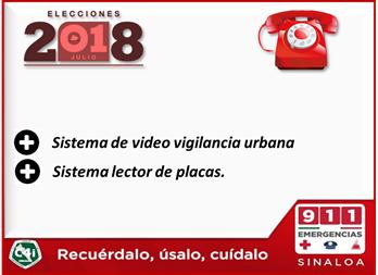 Sinaloa | Garantizan civilidad y seguridad electoral