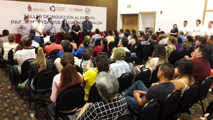 Sinaloa | Dan créditos por 200 mdp a empresarios