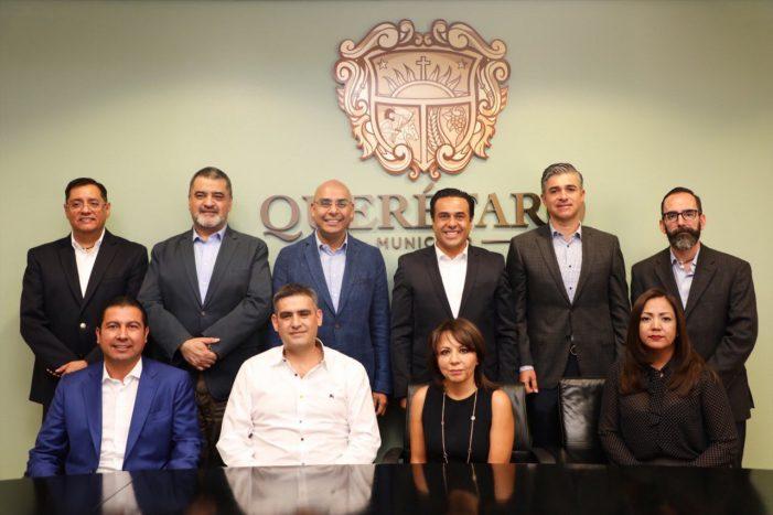 Inicia el procedimiento legal de entrega–recepción en el Municipio de Querétaro
