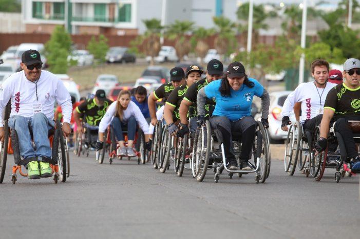Sinaloa | Más de 40 discapacitados derriban barreras