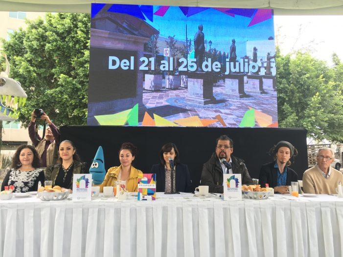 Pandora cerrará el festival por el 487 aniversario de Querétaro
