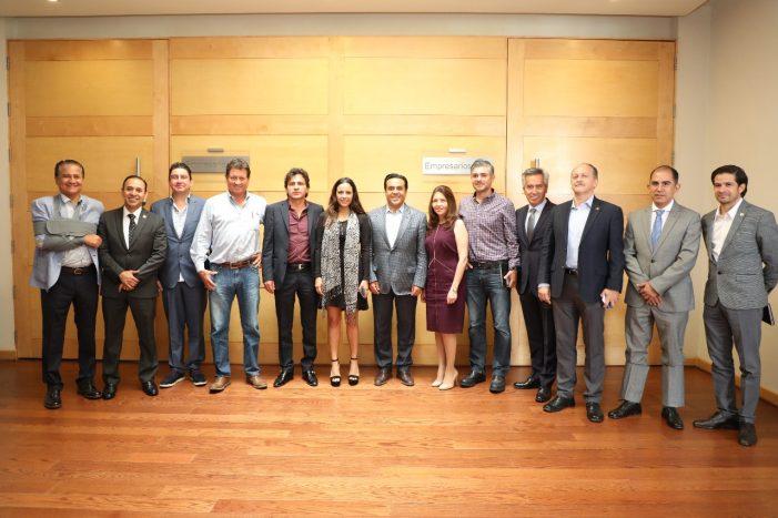 Luis Nava va por una simplificación administrativa municipal