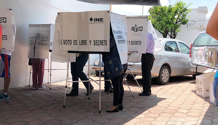 Quedan conformados los ayuntamientos y el Congreso de Querétaro