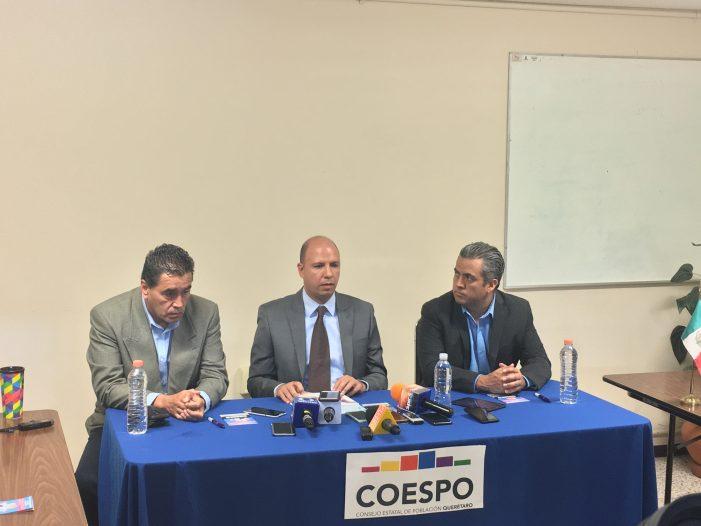 Habrá dos millones 400 mil habitantes en Querétaro en 2030