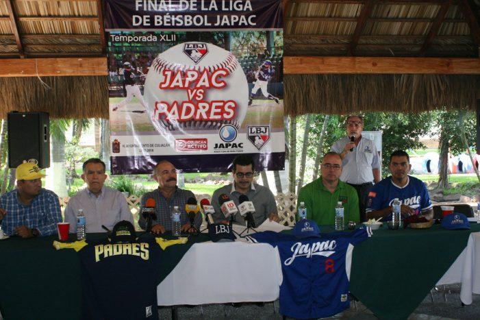 Sinaloa | JAPAC y Padres se declaran listos