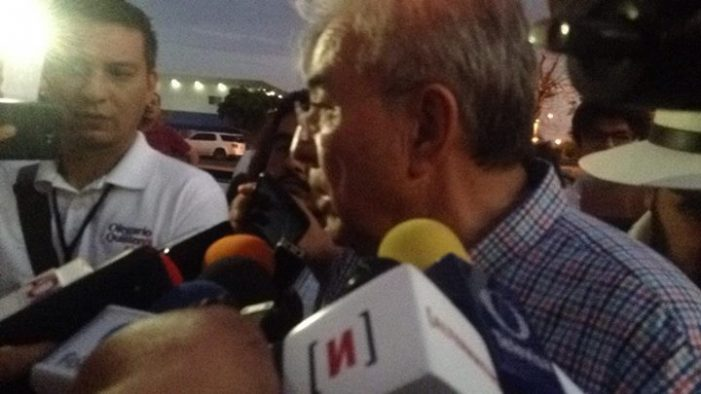 Sinaloa | Rocha Moya se declara virtual ganador al Senado