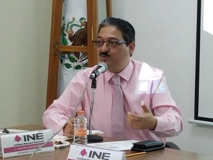 Sinaloa | Jornada electoral típica, nada fuera de control: INE