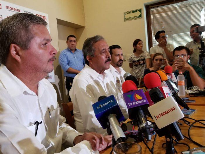 Sinaloa | No me voy a dejar fraudear; el gobernador está atrás de todo: JEF