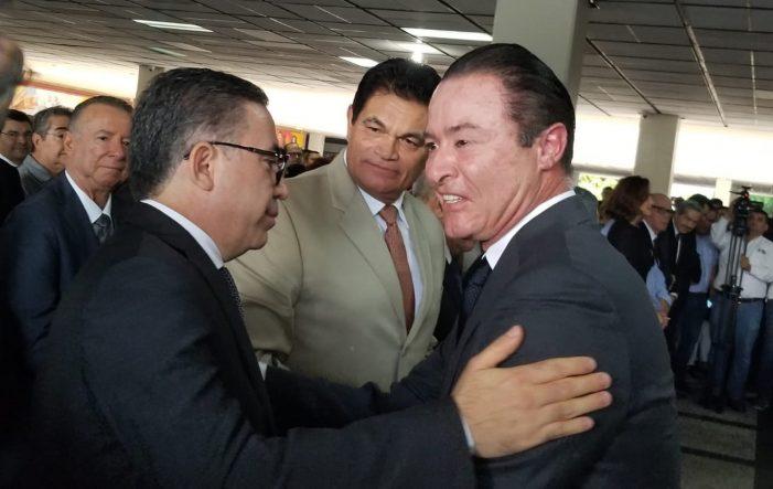 Perdonan al titular del Poder Judicial de Sinaloa de acoso sexual