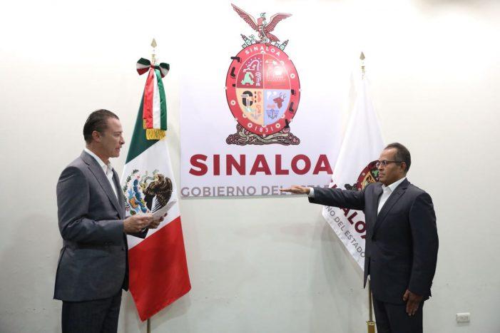 Sinaloa | Relevan mando en Seguridad Pública