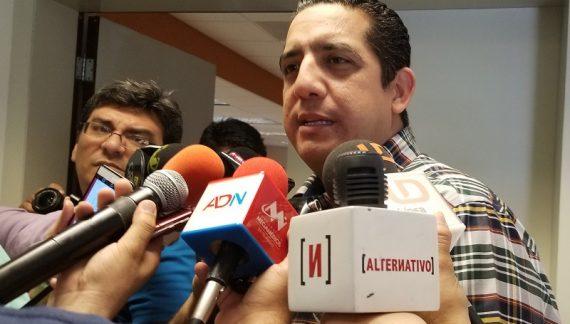 Este viernes asume Jesús Valdés dirigencia del PRI Sinaloa