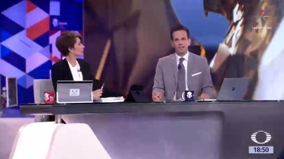 """Loret de Mola se enoja en vivo, """"camate po favo"""""""