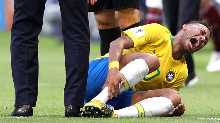 Y se fue Brasil