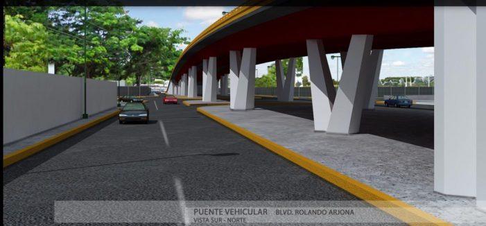 Sinaloa | Construirán puente sobre el Bulevar Rolando Arjona