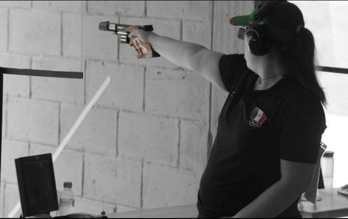Otra medalla de bronce para México en tiro con pistola