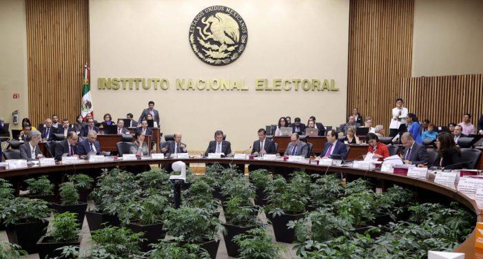 Descarta INE rebase de tope de campaña de Luis Nava