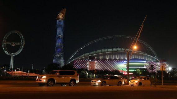 El primer estadio listo para Qatar 2022 ¡Increíble!