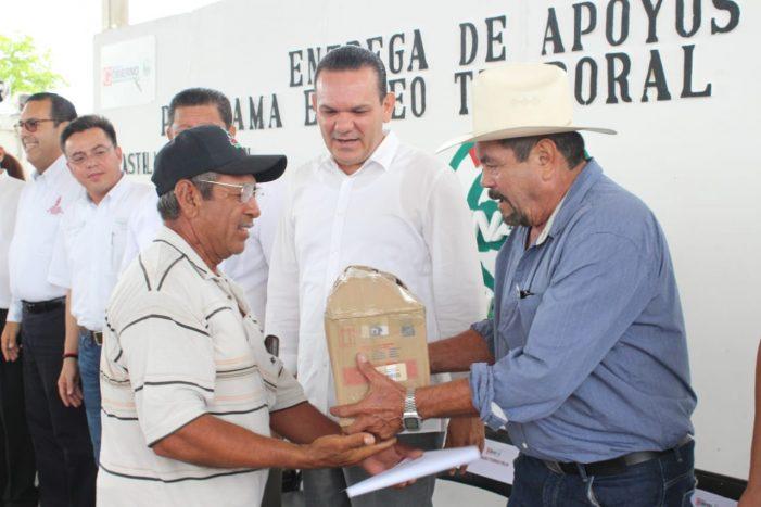 Sinaloa | Dan empleo temporal a pescadores ribereños