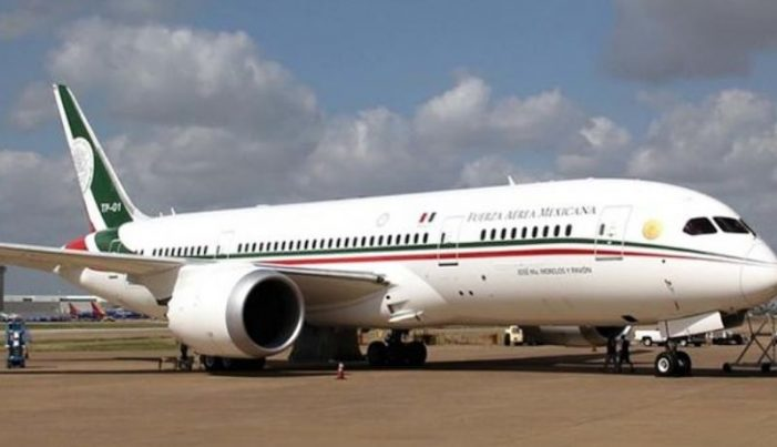 Ya hay postor para el avión presidencial