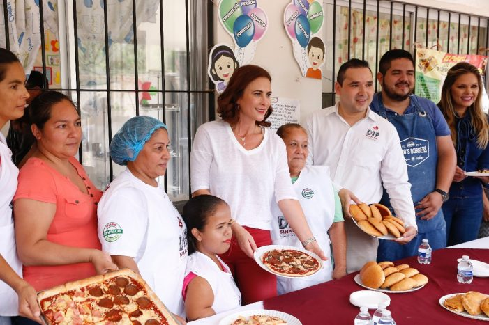 Sinaloa | Arranca el programa de Capacitaciones DIFerentes