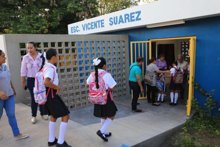 A la escuela, más de medio millón de estudiantes en Sinaloa