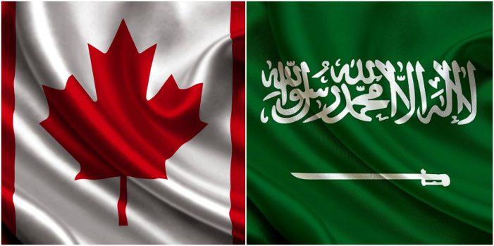 Canadá y Arabia Saudita| El tuit que desencadenó la furia