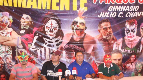 Sinaloa | Llega de nuevo a Culiacán la lucha libre con la tres veces estelar AAA
