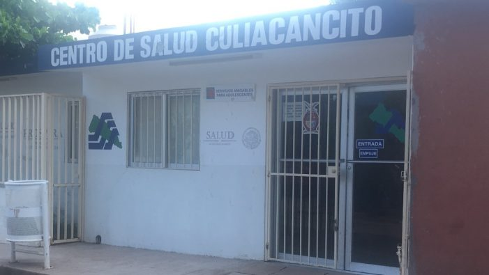 Sinaloa | En deprimentes condiciones y en el olvido CS de Culiacancito