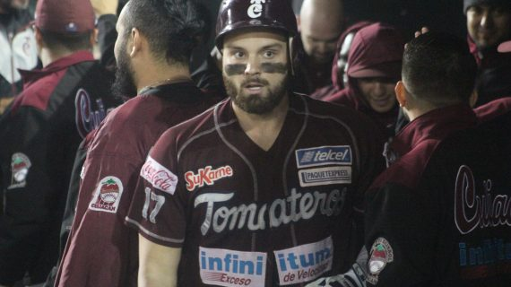 Sinaloa | Ryan McBroom regresa a Tomateros