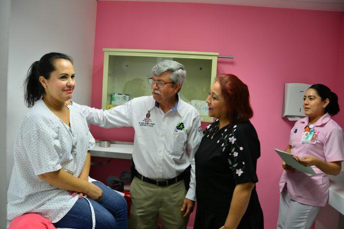 Sinaloa   Detección oportuna de cáncer de mama salva vidas: SSS