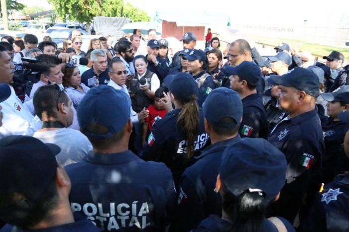 Sinaloa   Titular de la SSPE resuelve conflicto con celadores