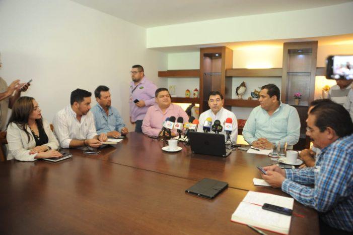 Sinaloa | Listos para trabajar con la nueva clase política de Sinaloa: Lizárraga Mercado