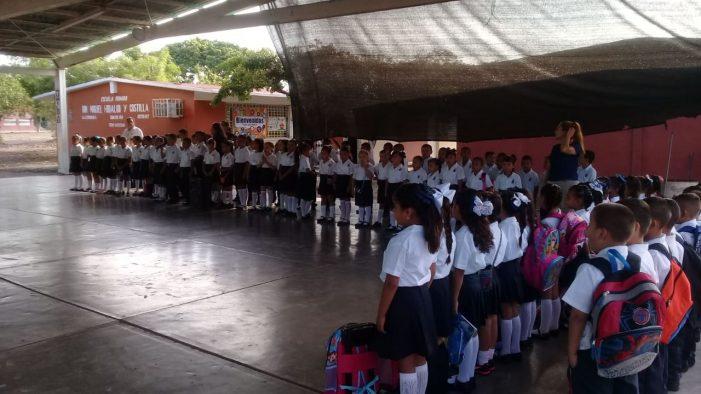 Sinaloa | Regresan al salón de clases niños y jóvenes de Sinaloa