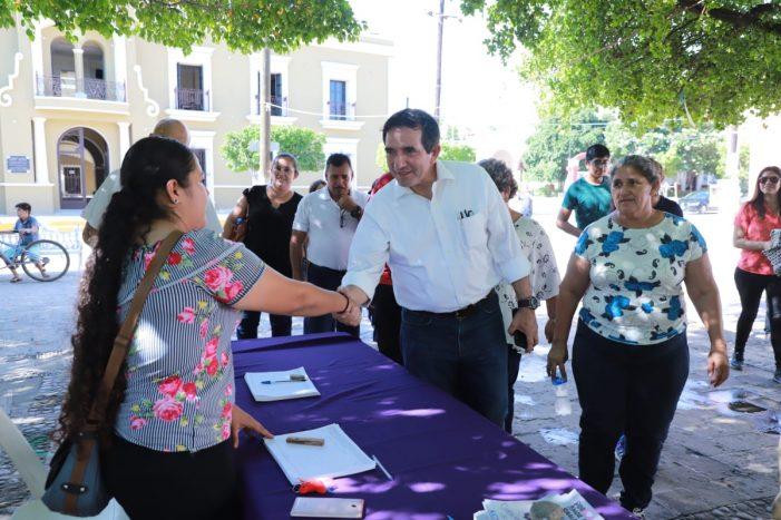 Sinaloa | Gira de trabajo de Cuén en San Ignacio