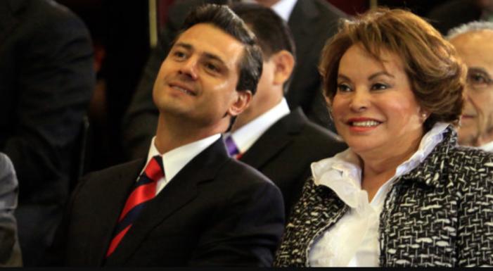 Elba Esther Gordillo es absuelta Peña, AMLO y SNTE involucrados