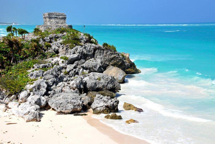 México alcanza el 6o. lugar como país más visitado del mundo