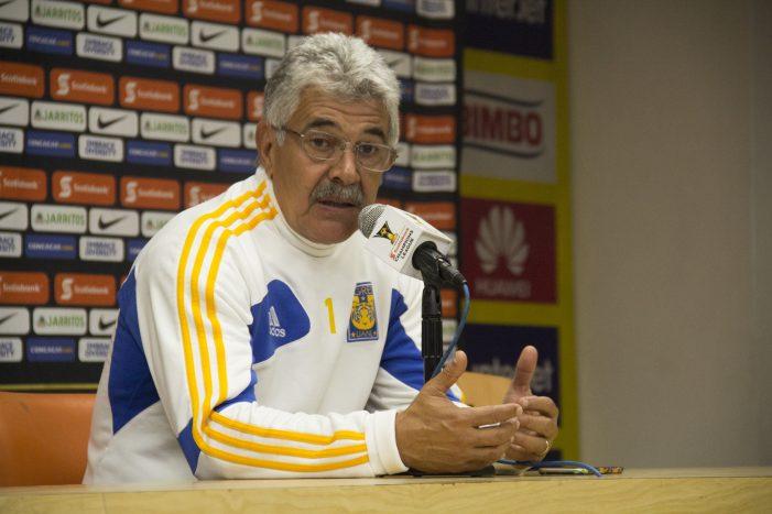 """El """"Tuca"""" Ferreti, nuevo director técnico de la Selección Mexicana"""