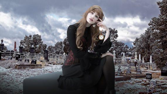 La Vampiresa de Negro / The Hollies