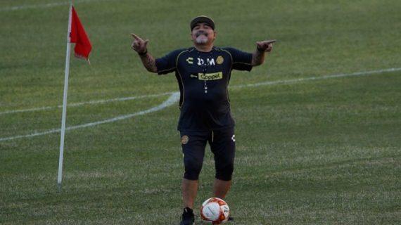 Maradona ya hasta tiene su corrido en Sinaloa