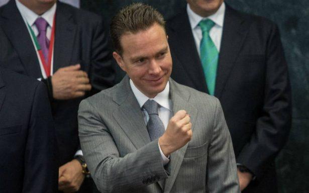 Manuel Velasco pide licencia como senador para regresar a Chiapas y terminar su periodo como gobernador