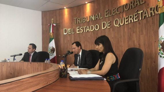 Tribunal Electoral ratifica triunfo de Luis Nava en municipio de Querétaro