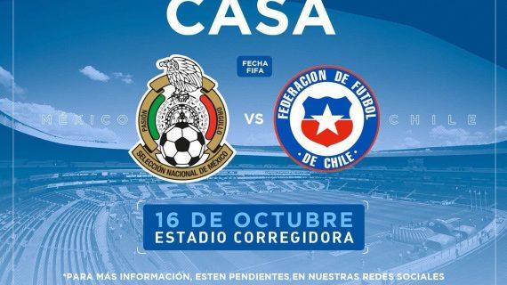 Selección Mexicana de fútbol jugará en Querétaro
