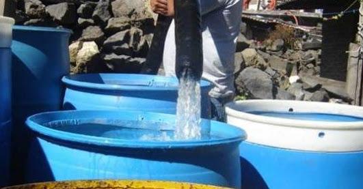 Humaya y zona norte de Culiacán sin agua, el lunes