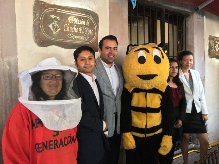 Habrá festival de las abejas en el municipio de Colón