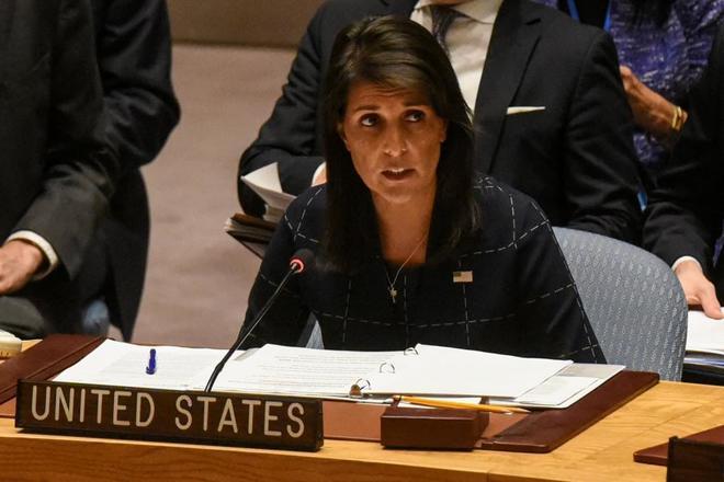 Renuncia Nikky Haley, embajadora de Estados Unidos ante la ONU