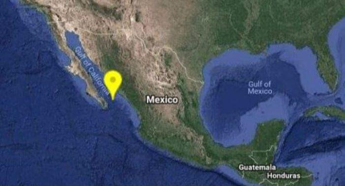 No tembló en Culiacán; fue en Cabo San José