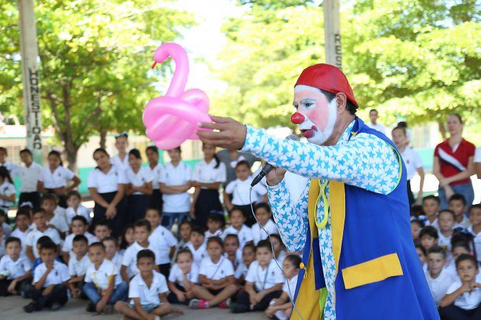 Sinaloa | Arrancan jornadas de intervención cultural
