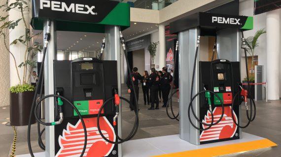 Pemex lanza aditivo integrado a gasolinas Magna y Premium