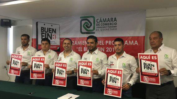 Buen Fin en Querétaro dejaría ventas por mil mdp