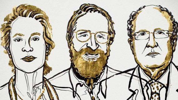 Ganan Premio Nobel de Química por sus aportes al desarrollo de proteínas